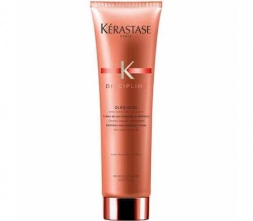 Kerastase Discipline Curl Ideal - Крем для непослушных и вьющихся волос 150 мл