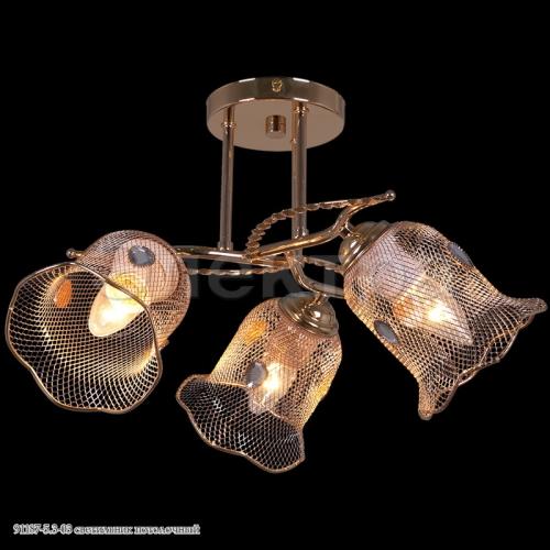 91187-5.3-03 светильник потолочный