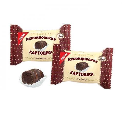 конфеты Аккондовская картошка