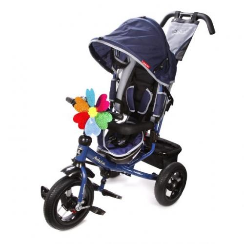 Велосипед 3кол. Comfort 12x10 AIR, син.