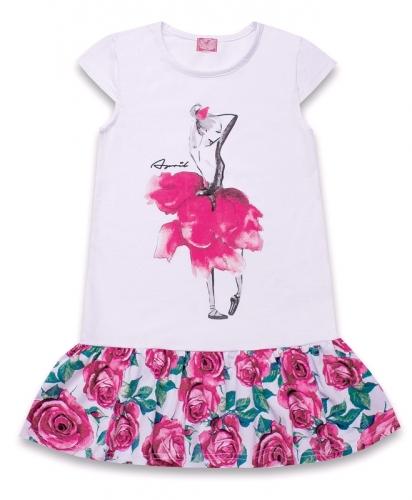 [490424]Платье для девочки ДПК111804н