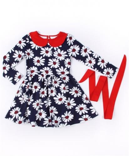 [276725]Платье для девочки ДПД854067н