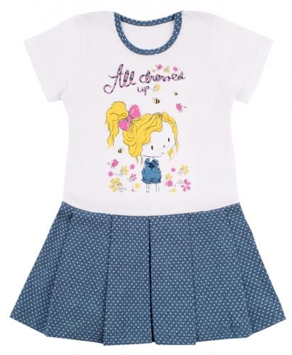 [487887]Платье для девочки ДПК423804н