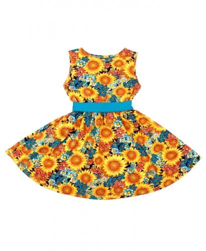 [302823]Платье для девочки ДПБ931001н