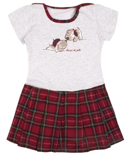 [486828]Платье для девочки ДПК423001н