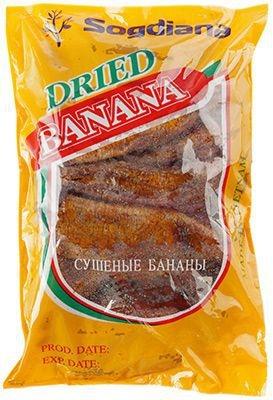 банан сушеный 200 гр