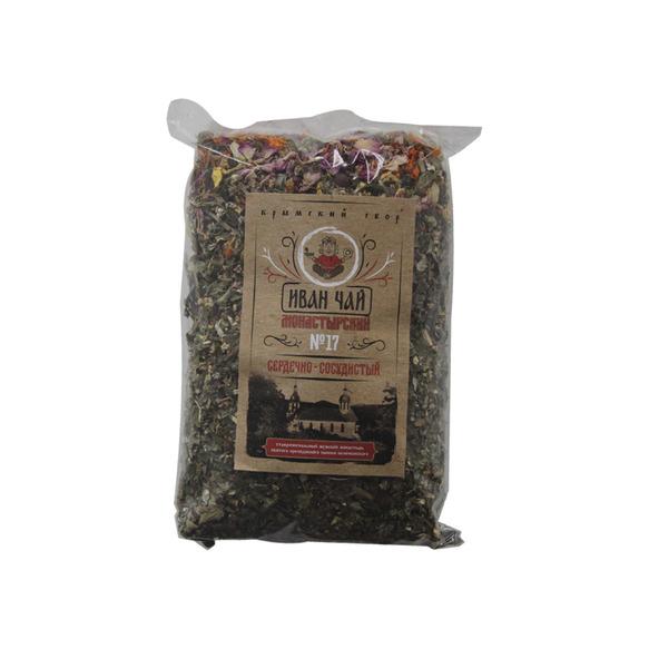 Монастырский сердечный чай в Ижевске