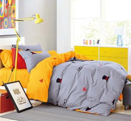 КПБ 1,5 спальный, подростковая коллекция
