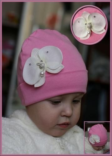 Розовая шапочка Царская орхидея…