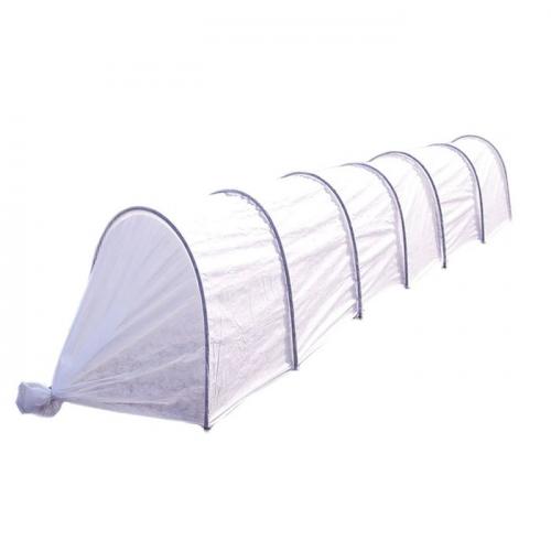 Парник «Агроном», длина 6 м , 7 дуг из пластика, укрывной материал 45 г/м2