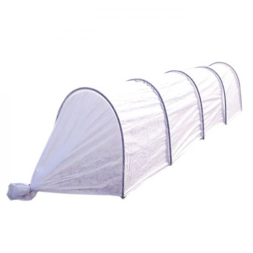 Парник «Агроном», длина 4 м , 5 дуг из пластика, укрывной материал 45 г/м2