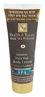 Интенсивный крем для тела с грязью Мертвого моря
