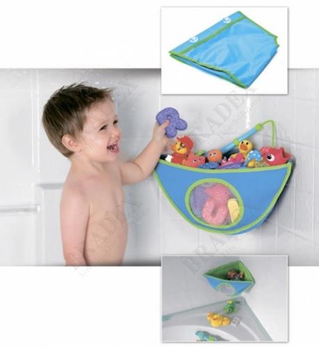 199р.432р.DE 0205Сетка для хранения игрушек в ванной