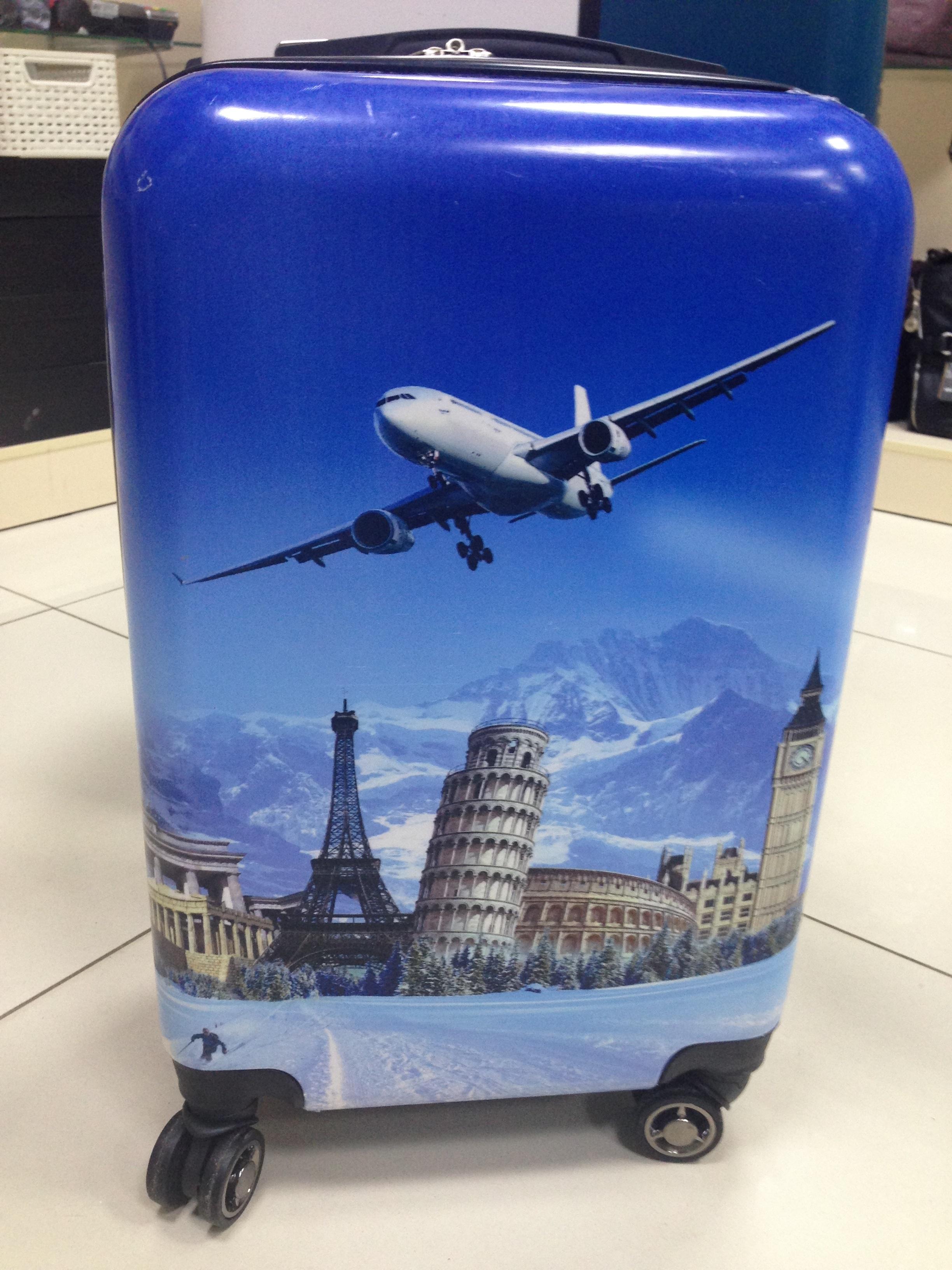 планировании чемодан с картинками самолет все-бы может