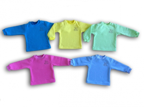 Рубашечка МИША (махра+начес)