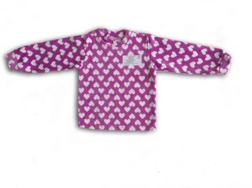 Рубашечка велюр
