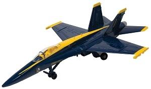 Самолет 1:72 (2225 см)  F/A18 Hornet