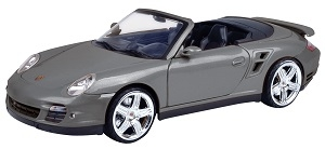А/м 1:18 Porsche 911 Turbo Cabriolet