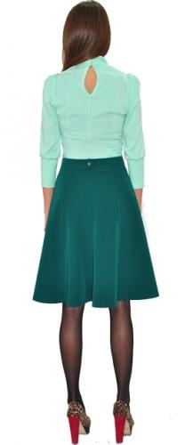 Блузка 3111 + юбка 1140-1