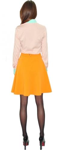 Блузка 3147 + юбка 1140