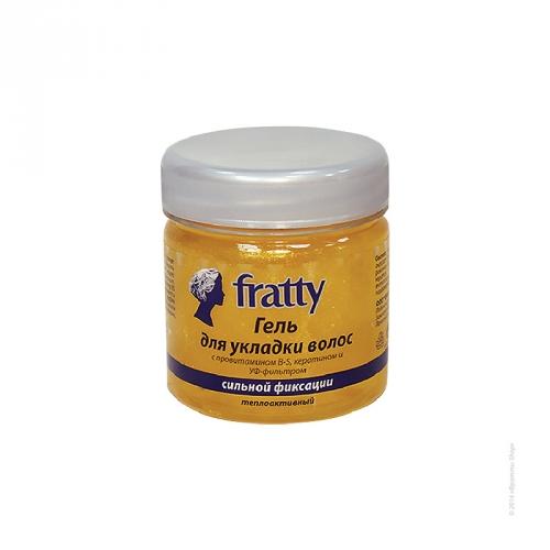 Гель для укладки волос сильной фиксации с мерцающим эффектом