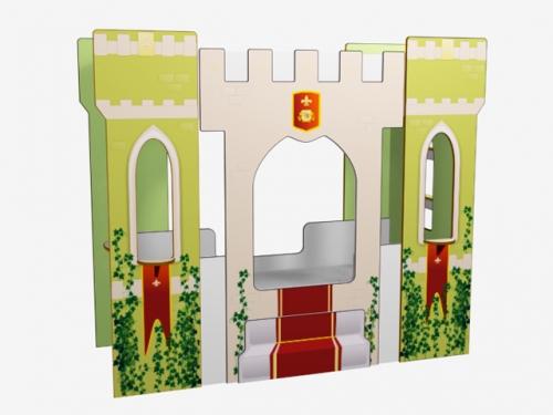 Двухъярусная кровать Dragon Tower
