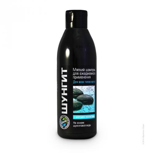 Мягкий шампунь для ежедневного применения для всех типов волос