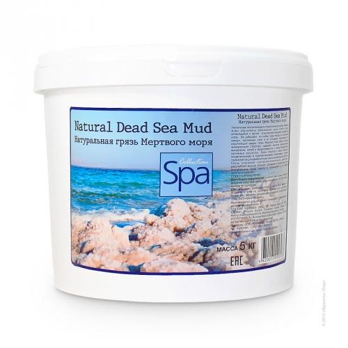 Натуральная грязь Мёртвого моря «Natural Dead Sea Mud»