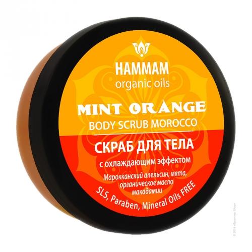 Скраб для тела «Mint Orange»