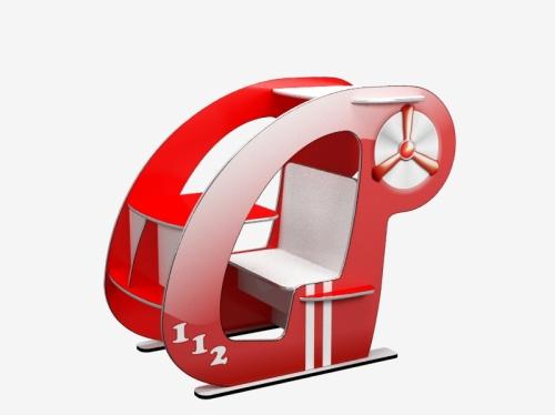 Стол комбинированный Вертолет