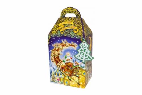 Время чудес + игрушка-подвеска елочка (25х14х11 см)