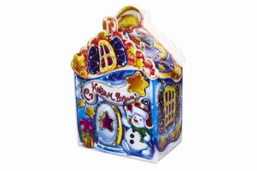 Ледяной домик (15х10х22 см)