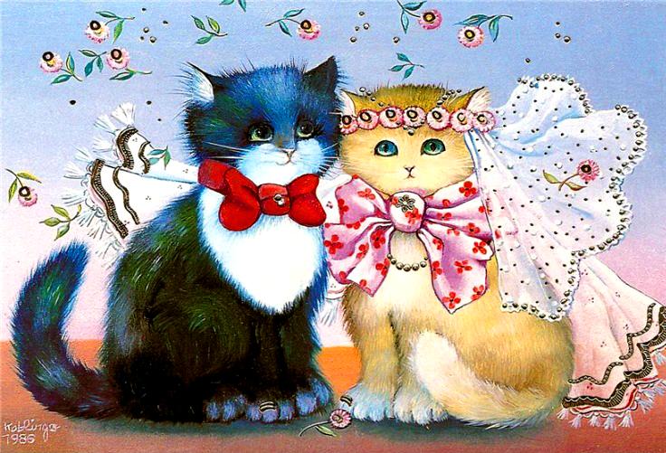Днем, открытки любимой котики