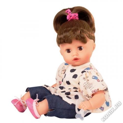 Кукла Маффин, шатенка, 33 см