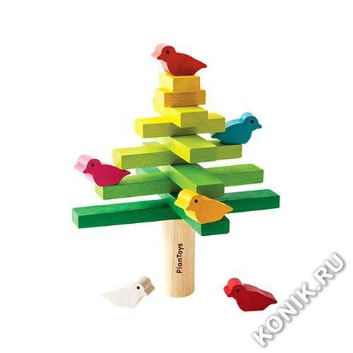 Головоломка Балансирующее дерево