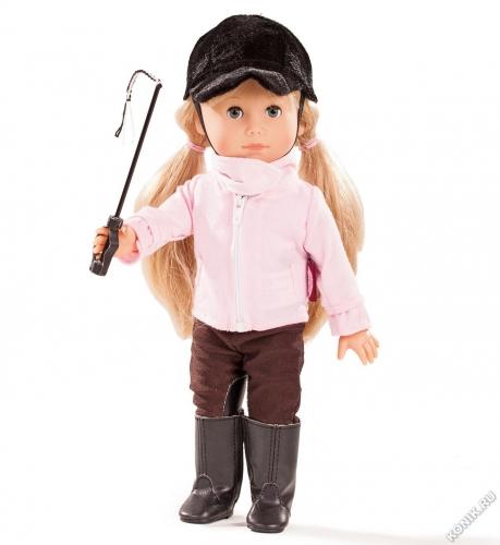 Кукла Миа в костюме наездницы