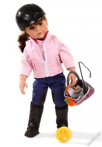 Кукла Ханна наездница, 50 см