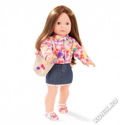 Кукла Елизавета шатенка, 46 см