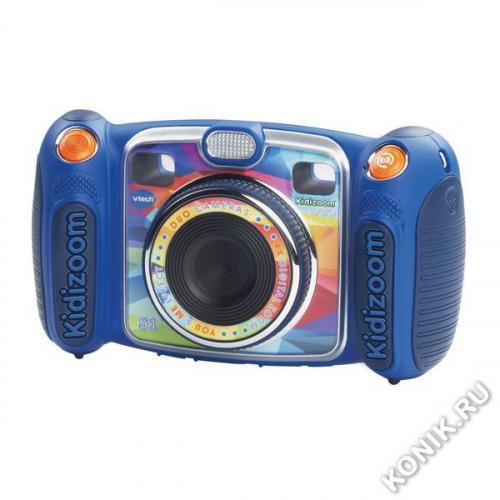цифровая камера Kidizoom duo голубого цвета