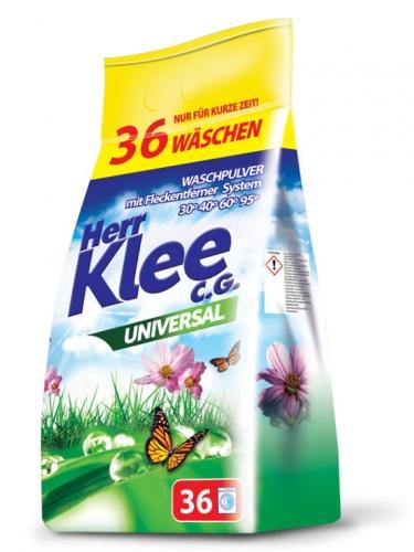 Universal - универсальный стиральный порошок 3 кг. Мешок. 36 стирок-- Her Klee C.G.Universal