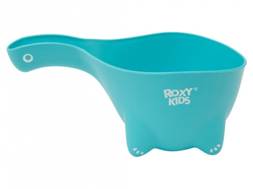 Ковшик для мытья головы Dino Scoop. Цвет мятный. Материал: полипропилен. Объем: 800 мл.