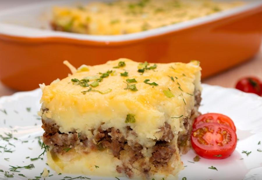 Такое блюдо всегда является полноценным и вкусным обедом для всей семьи.