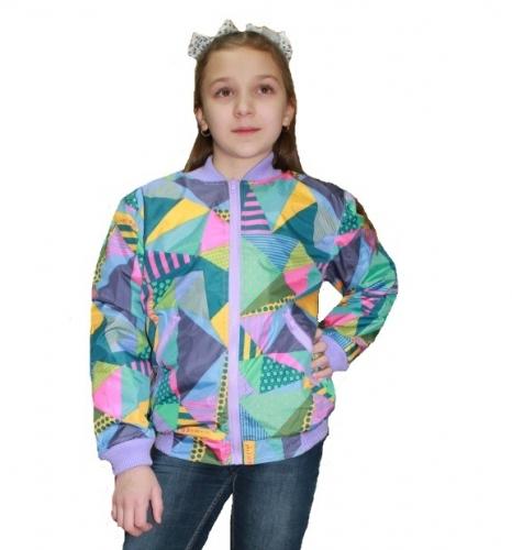 Куртка-бомбер арт. 4806/1 (98-158)