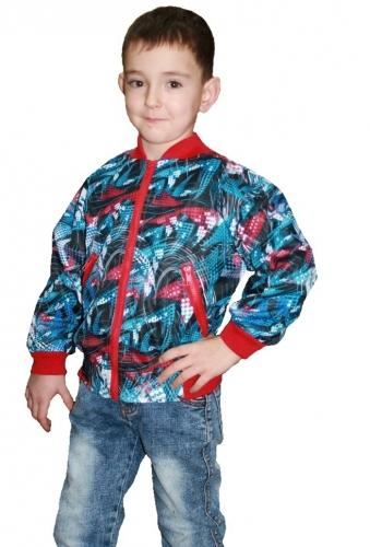 Куртка-бомбер арт. 4803/1 (98-158)