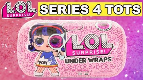 Новая Акция!LOL Surprise Under Wraps