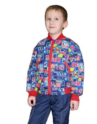 Куртка-бомбер арт. 4801/1 (98-158)