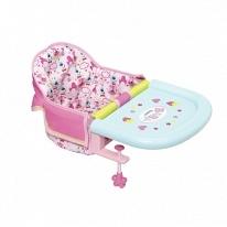 Игрушка BABY born Подвесной стульчик для кормления, кор.