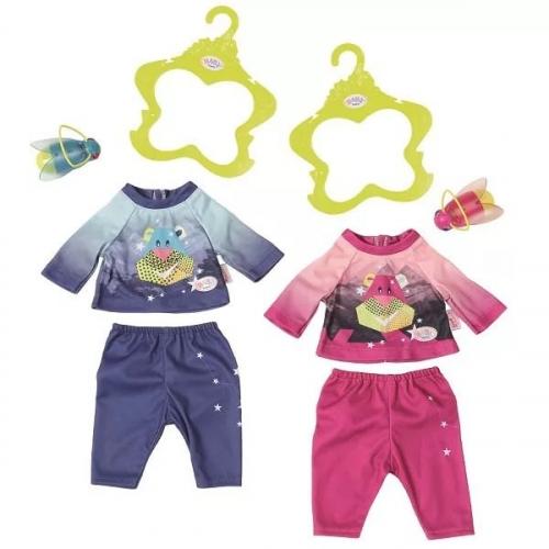 Игрушка BABY born Удобный костюмчик и светлячок-ночник, веш.