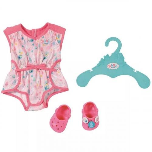 Игрушка BABY born Пижамка с обувью, веш.