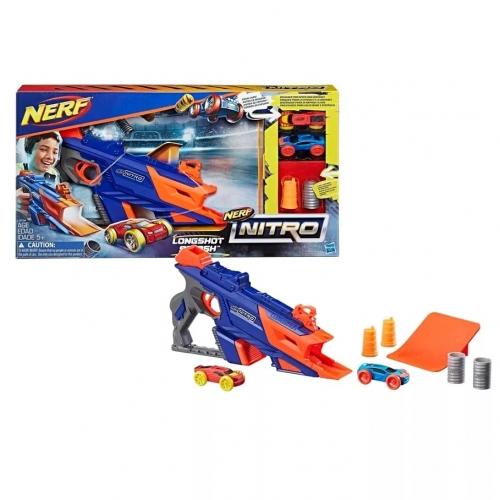 Игрушка Hasbro Nerf Nitro ЛОНГШОТ